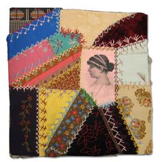 From the Internation Quilt Study Center and Museum -University of Nerbraska