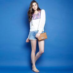Compre moda com conteúdo, www.oqvestir.com.br #Fashion #Summer #News #Look #Shop