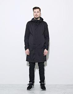 Arc'teryx Veilance Apsis Windshell Coat Black
