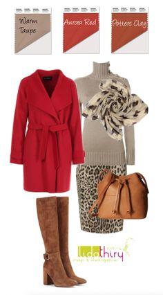Leuk die nieuwe herfstkleuren, maar hoe combineer je ze nu? #pantonefall2016 #kleurencombinaties