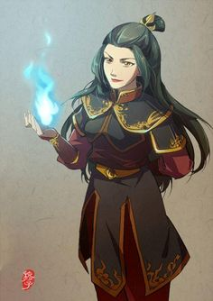 Azula - Avatar:The Last Airbender