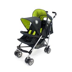 Babylo Fusion Tandem Pushchair from Smyths Toys Superstores!