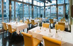 Imagine having breakfast with this view of historic Vienna at the Ambassador Hotel Vienna. Vienna Bars, Vienna Hotel, Best Hotel Deals, Best Hotels, Best Deals, Ambassador Hotel, Best Flights, Restaurant Bar, Austria