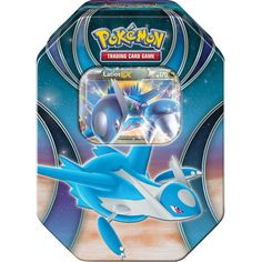 Pokemon Trading Card Game: Latios-EX Fall 2015 Tin 							 							 							- Online Only