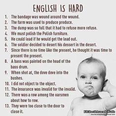 Grammar humor Home Inspiration revival home inspirations English Writing Skills, English Lessons, English Words, English Vocabulary, Teaching English, Learn English, English Grammar, English Puns, Teaching French