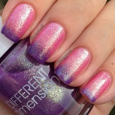 Different Dimension Little Miss Naughty by #differentdimension / @Melissa Pospisil Barry ...3 coats w...