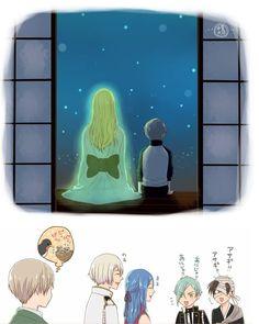 【刀剣乱舞】もしも漫画『夏目友人帳』の夏目貴志が審神者だったら【漫画】