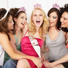 Unique non-stripper bachelorette party ideas!