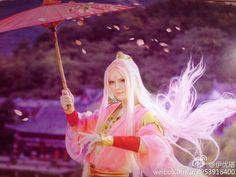 Qi Xiu Fang sect - Sun Fei Liang character (Coser: Xiao Xiao Bai)