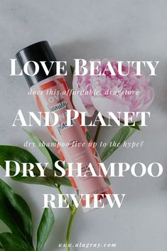 I have tried a lot of dry shampoos. It's a beauty product I can't live without. The Love Beauty and Planet dry shampoo has a formula that I've played with before but haven't fallen love with. Beauty Tips In Hindi, Beauty Tips For Hair, Beauty Secrets, Skin Care Regimen, Skin Care Tips, Dry Shampoo Reviews, Oil Free Makeup, Lots Of Makeup, Good Skin