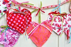 Ideias de artesanato em feltro para o Dia dos Namorados