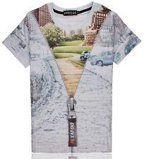 0f159f78954b Countryside Multicolor T-shirt 3D Print Funny Fashion Short Sleeve Men Tee  Shirt Fashion 2016
