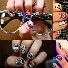 Beauty Obssesion NAIL ART