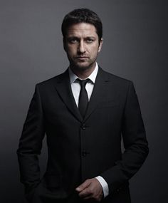 Gerard Butler - God Bless your parents for having SUCH GREAT GENES!  Yeah I pinned this under Health, cause I just feel better looking at him.