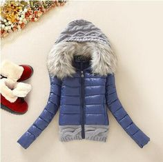 Cheap coat hook, Buy Quality coat long directly from China coated fiberglass Suppliers: New Arrivals 2015 Winter Jacket Women Fashion Slim Big Fur Collar Warmth Outdoor Casual Down Coat H229