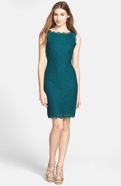 #Adrianna Papell          #Dresses                  #Adrianna #Papell #Boatneck #Lace #Sheath #Dress #(Regular #Petite) #Hunter   Adrianna Papell Boatneck Lace Sheath Dress (Regular & Petite) Hunter 14                                 http://www.seapai.com/product.aspx?PID=5241171