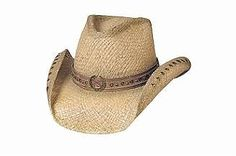 Straw Hat with southern flare