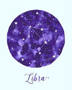 Libra constellation ★