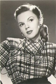Photo of JUDY GARLAND for fans of Judy Garland.