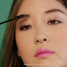 How To Fill In Your Brows Like WOW