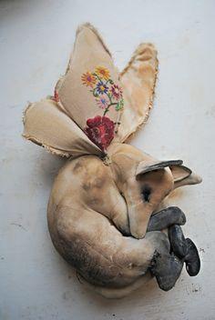 Mister Finch - Textile Artist