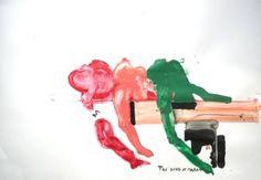 The dead of Marat