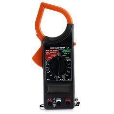 $9.66 (Buy here: https://alitems.com/g/1e8d114494ebda23ff8b16525dc3e8/?i=5&ulp=https%3A%2F%2Fwww.aliexpress.com%2Fitem%2FDigital-Voltmeter-Ammeter-Ohmmeter-Multimeter-Volt-AC-DC-Tester-Clamp-Meter-Y103%2F32789379553.html ) Digital Voltmeter Ammeter Ohmmeter Multimeter Volt AC DC Tester Clamp Meter -Y103 for just $9.66