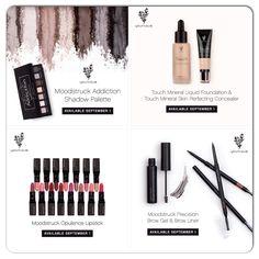 #makeupempire  September 1st release