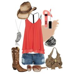 Back in summer, created by country-girls-world on Polyvore