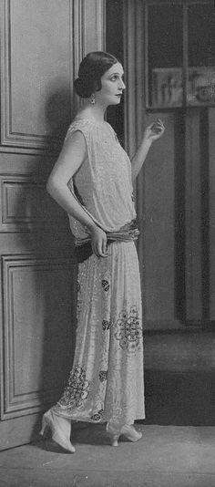 Patou, 1923.
