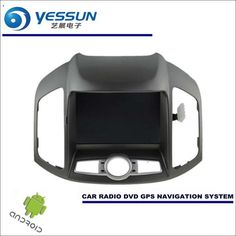 YESSUN Car Android Navigation System For Chevrolet Captiva 2011~2014 - Radio Stereo CD DVD Player GPS Navi BT Screen Multimedia. Yesterday's price: US $430.00 (374.53 EUR). Today's price: US $348.30 (302.43 EUR). Discount: 19%.