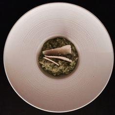 Zucchini-Pesto Risotto | Randen und Marillen Zucchini Pesto, Guacamole, Yummy Food, Dinner, Ethnic Recipes, Blog, Essen, Dining, Delicious Food