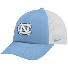 pretty nice 612cb 35507 Men s Nike  White North Carolina Tar Heels Trucker Adjustable Performance  Hat
