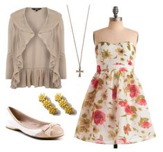 Dream style: Quinn Fabray, minus the cheerleader outfit.