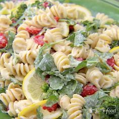 Broccoli Pasta Salad combines a traditional broccoli salad with pasta for the perfect potluck dish! Crisp broccoli, tender pasta, onions and sweet cranberries are mixed in a simple creamy dressing! Broccoli Pasta Salads, Pasta Salad Recipes, Seafood Recipes, Vegetarian Recipes, Dinner Recipes, Cooking Recipes, Healthy Recipes, Recipes With Fusilli Pasta, Pasta With Arugula