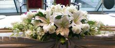 Wedding Reception Bridal Table Flowers 05