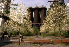 Park Duisburg Nord, Latz+Partner