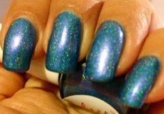 Violet Moon from the Colour My World Collection by LilypadLacquer, $11.00