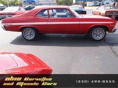 1972 Chevrolet Rally Nova Coupe, V8/Auto