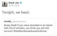 jae day6 tweets