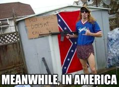 Meanwhile, in America   50 Funniest Meanwhile, in America Meme Pics & Gifs