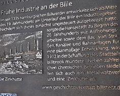 Detail einer Geschichtstafel, hergestellt im Bronzeguss, für den Billstedter Geschichtspfad.  In 13 Bronzetafeln mit Reliefs nach alten Fotografien und mit integriertem QR Code wird die Geschichte des Hamburger Stadtteils interaktiv auf einem Rundweg erzählt. Superurban!