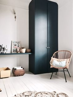 Are these the perfect French kids rooms? Is this how we imagine French kids interiors?