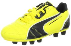 PUMA Universal FG Soccer Cleat (Toddler/Little Kid/Big Kid) Puma. $39.59. Synthetic sole. Synthic Leather