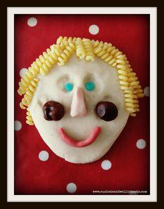Sun Hats & Wellie Boots: Play Dough Portraits
