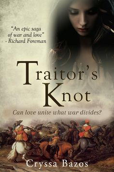 This is an exciting summer in so many ways. We Canadians are celebrating Canada 150 and Cryssa Bazos' Traitor's Knot has launched to wonderful acclaim. Today Cryssa is my guest author a…