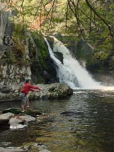 Townsend, Tennessee Camping