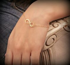 Bracelet infini