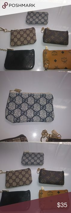 Wallets Gucci, LV, MCM Bags Wallets