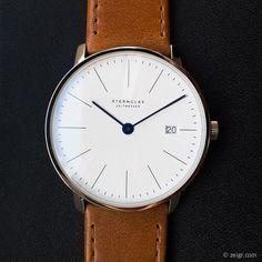 Sternglas Zeitmesser - Bauhaus-Uhr